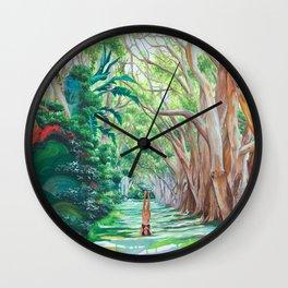 Centennial Anna Wall Clock