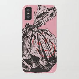 consumption iPhone Case