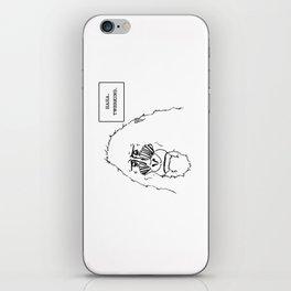 Muni Talk - Baboon iPhone Skin