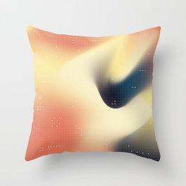 NAGUSAMERU Throw Pillow