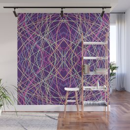 Girlpower Electric Trendy Fetch Wall Mural