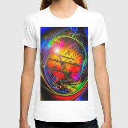 Sea Romantic - Sailing Ship  T-shirt