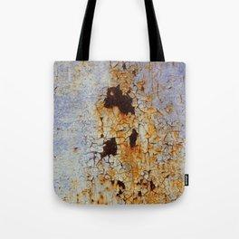 Cracked ! - JUSTART (c) Tote Bag