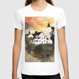 Pt. Iroquois Lighthouse T-shirt
