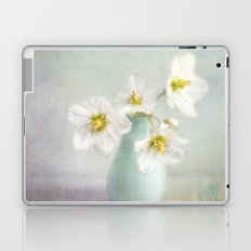 lovely Helleborus Laptop & iPad Skin