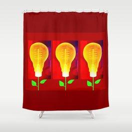 Spring Bulbs Shower Curtain