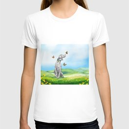 KIKI AND BUTTERFLIES T-shirt
