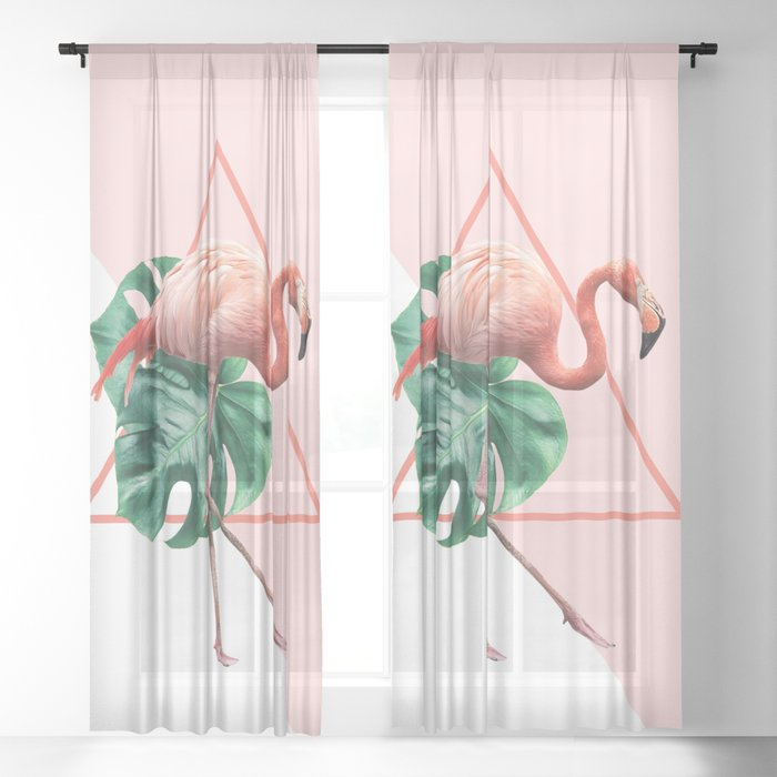 Bermuda Sheer Curtain