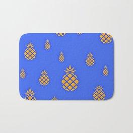 Ananas Bath Mat