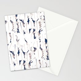 MAD MANUHURU Into The Blue Stationery Cards