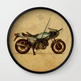 Ducati 900SS Darmah 1979 Wall Clock