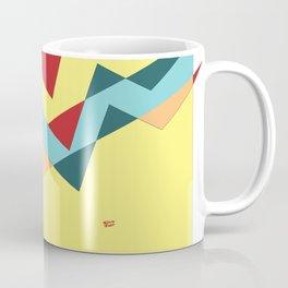 ABSTRACT PUZZLE #minimal #art #design #kirovair #buyart #decor #home Coffee Mug