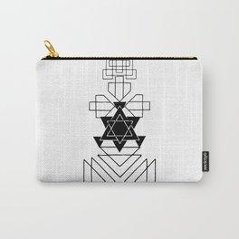 Minimal Geometry - Scandinavian art Carry-All Pouch