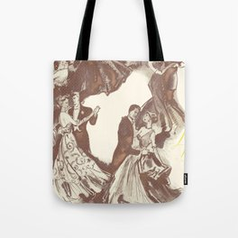 Having A Ball ! Tote Bag
