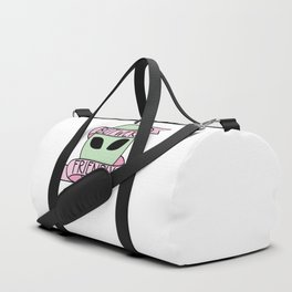 We Are Friendly Duffle Bag