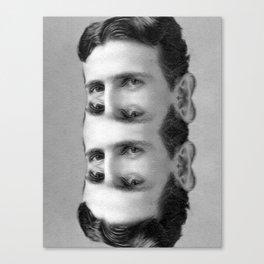 Teslation Canvas Print