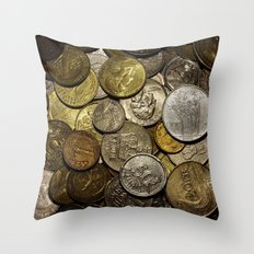 Eurotrash Throw Pillow