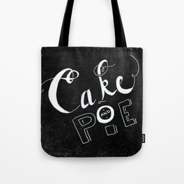 Cake & Pie Tote Bag
