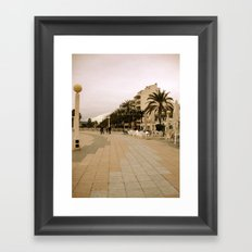 Altea II Framed Art Print