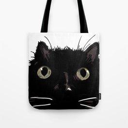 The Black Cat Bijou Tote Bag