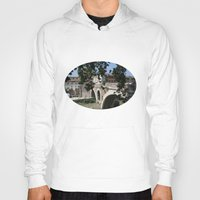 rome Hoodies featuring Rome by AntWoman