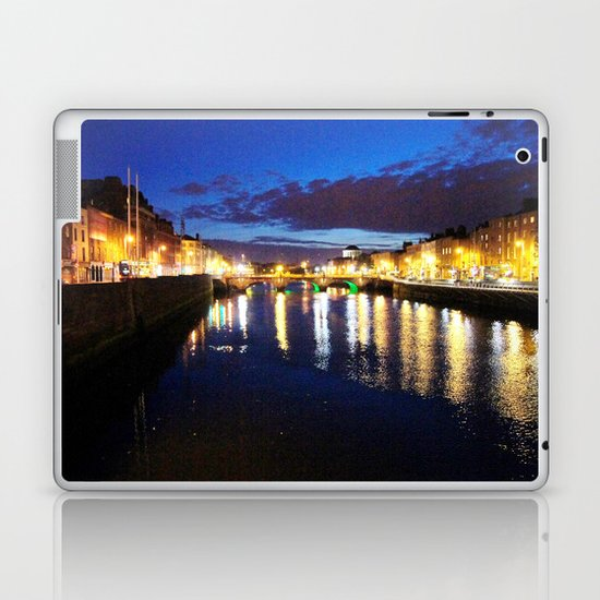 Liffey Twighlight Laptop & iPad Skin