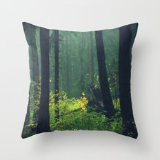 That forest Throw Pillow