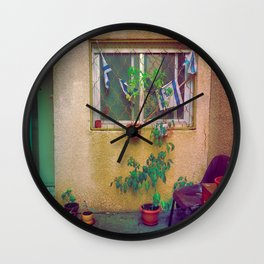 In Case You Miss Me Wall Clock