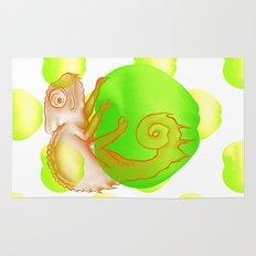 Caramel Chameleon Rug