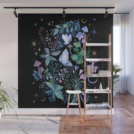 Mystical Garden Wall Mural