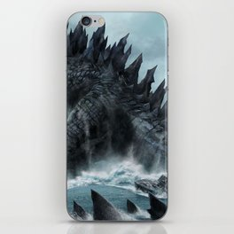 dinosaur iPhone Skin