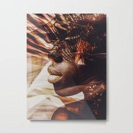 Girl power Tas 01 Metal Print