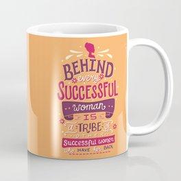 Successful women Coffee Mug
