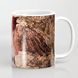 Crow Speach Coffee Mug