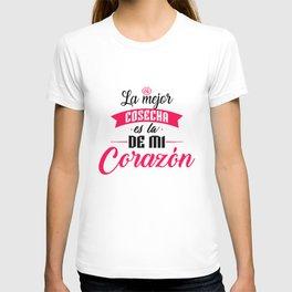 La mejor cosecha T-shirt