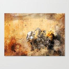 Remix soul Canvas Print