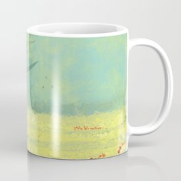 Meadow near Périgueux Coffee Mug