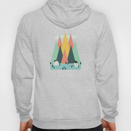 The High Mountains Hoody