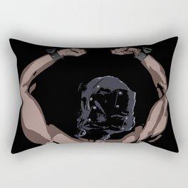 Male Slave 2 Rectangular Pillow