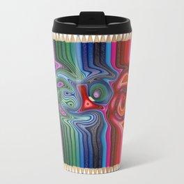 Twisted Pencils Travel Mug