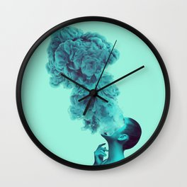 Be Humble Wall Clock