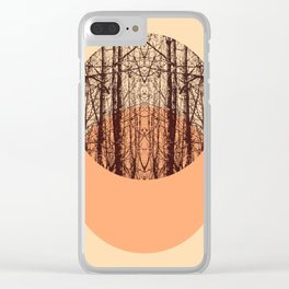 oo Clear iPhone Case