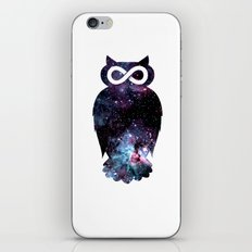 Super Cosmic Owlfinity iPhone & iPod Skin