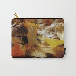 Crisp Autum Carry-All Pouch