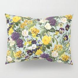 Floral C Pillow Sham