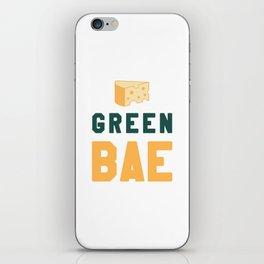 Green Bae   GB Packers iPhone Skin