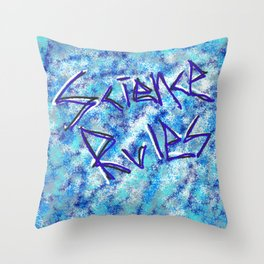 Bill Nye Throw Pillow