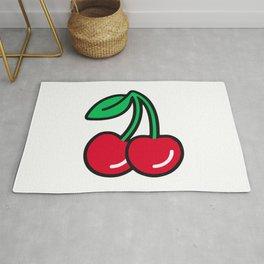 Cherries Jubilee Rug