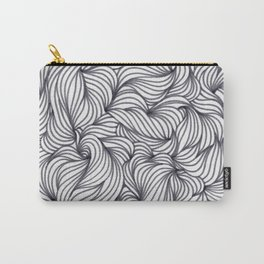 Twisting Waves Carry-All Pouch