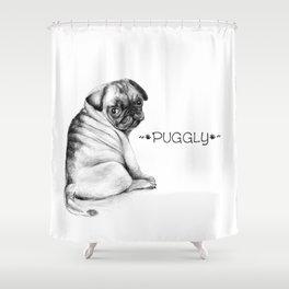 Custom Pillow Shower Curtain